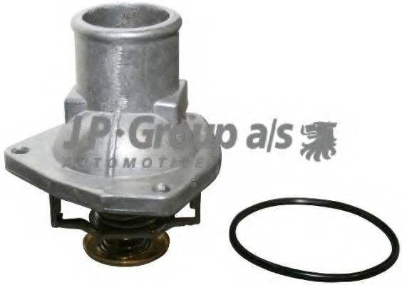 JP GROUP OPEL Термостат 92°C Omega, Vectra, Calibra с прокладкой JPGROUP 1214600410