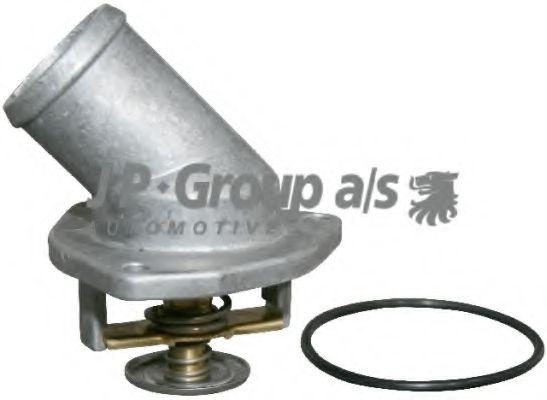 JP GROUP OPEL Термостат 92°C OPEL Astra F (C20NE) -98, Vectra A -95 с прокладкой JPGROUP 1214600610