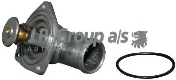 JP GROUP OPEL Термостат 92°С Corsa,Astra 1,4-1,6XE с прокладкой JPGROUP 1214600810