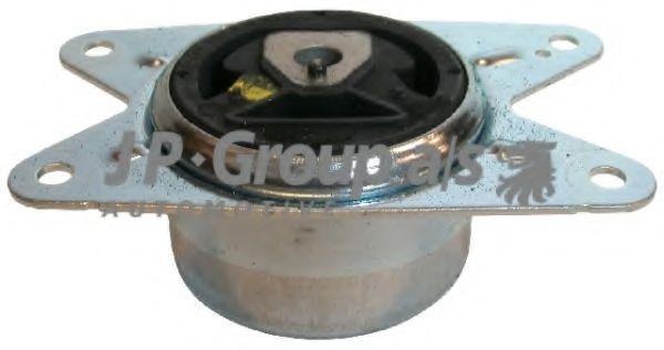 JP GROUP OPEL Подушка двигателя ASTRA G,ZAFIRA передн. лев. JPGROUP 1217906670