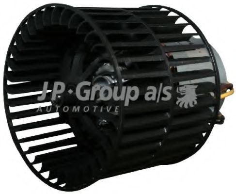JP GROUP OPEL Двигатель вентилятора печки Astra F,Vectra A JPGROUP 1226100100