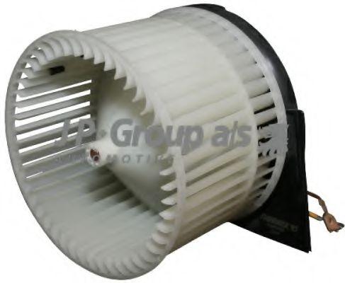 JP GROUP OPEL Двигатель вентилятора печки Vectra B 95- JPGROUP 1226100200
