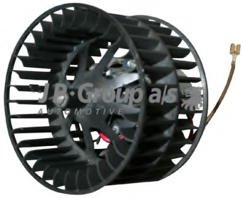 JP GROUP OPEL Двигатель вентилятора печки Combo,Corsa B 93- JPGROUP 1226100600
