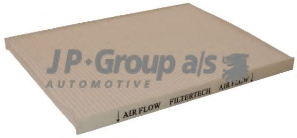 Фильтр, воздух во внутренном пространстве DELLO арт. 1228100500
