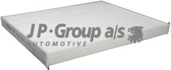 JP GROUP OPEL Фильтр возд. салона Corsa D,Fiat JPGROUP арт. 1228101300