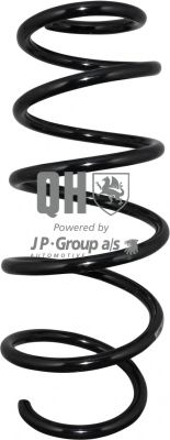 JP GROUP OPEL Пружина подвески передн.Astra H 1.3/1.9CDTI 04- JPGROUP 1242202909