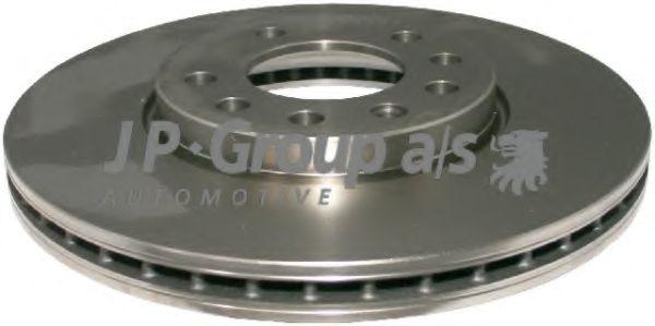 JP GROUP OPEL Диск тормозной передн. Vectra C 02- 1,6-2,2DTI JPGROUP 1263100300