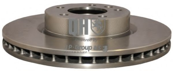 JP GROUP OPEL Тормозной диск перед. Omega A/B, Senator B JPGROUP 1263101309
