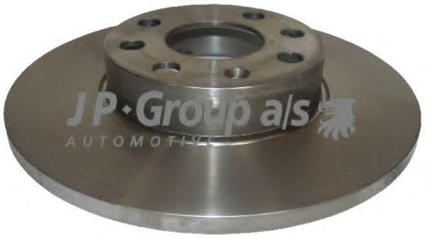 JP GROUP OPEL Диск тормозной передний Astra G 98- JPGROUP 1263101900