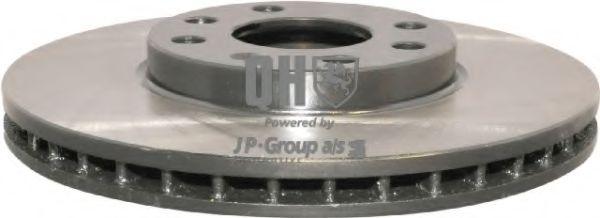 JP GROUP OPEL Диск тормозной вент. передний Astra G JPGROUP 1263102009