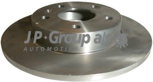 JP GROUP OPEL Диск тормозной задний Astra G/H,Zafira JPGROUP 1263200200