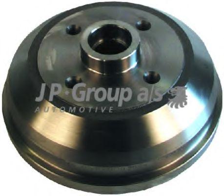 JP GROUP OPEL Тормозной барабан Corsa 82- JPGROUP 1263500400