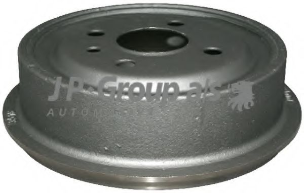 JP GROUP OPEL Тормозной барабан задний Kadett E,Nexia,Espero JPGROUP 1263500500