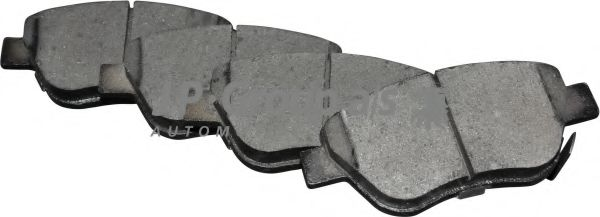 Комплект тормозных колодок, дисковый тормоз JPGROUP арт. 1263603210