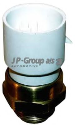 JP GROUP OPEL Датчик включения вентилятора Astra F,Omega B,Vectra A JPGROUP 1293200600