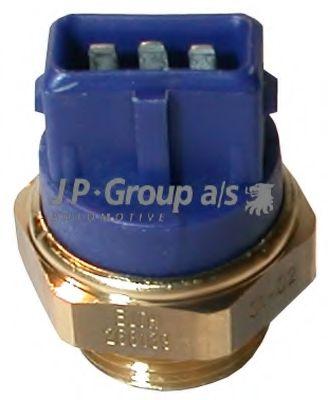 JP GROUP OPEL Температурный датчик включения вентилятора радиатора VECTRA 1.6I JPGROUP 1293201300