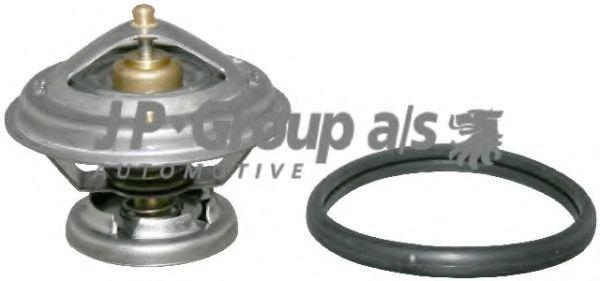 JP GROUP DB Термостат с прокладкой! 85°C OM602/604 W202/210, Vito, Sprinter JPGROUP 1314600210