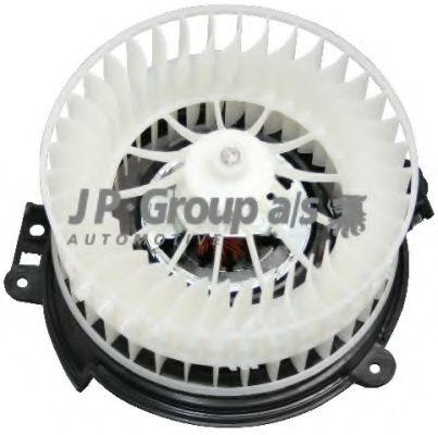 JP GROUP DB Электродвигатель вентилятора салона W124 JPGROUP 1326100400