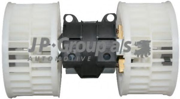 JP GROUP DB Электродвигатель вентилятора салона W124 (с кондиц.) JPGROUP 1326100500