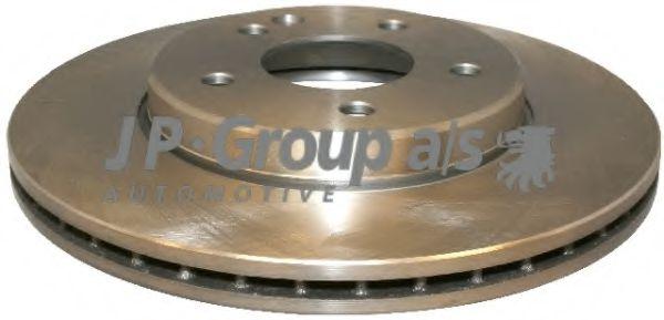JP GROUP DB Диск тормозной передний W202 93- JPGROUP 1363101500