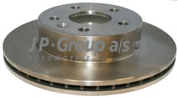 JP GROUP DB Диск тормозной передн. (вент.) Vito108-110D/113-114 96- JPGROUP 1363102000