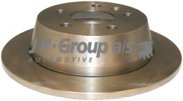 JP GROUP DB Диск тормозной задний Vito 108D/110D/113 JPGROUP 1363200500
