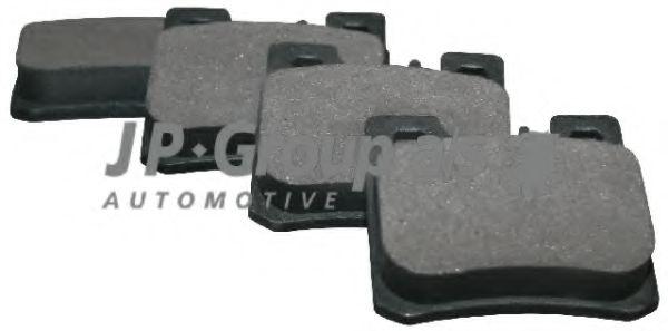JP GROUP DB Тормозные колодки задн.W124/202/210 JPGROUP 1363700410
