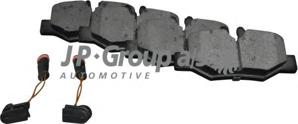 JP GROUP DB Тормозные колодки задн.Vito 03- JPGROUP 1363701910