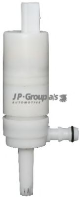 Насос омывателя фар Водяной насос, система очистки фар JPGROUP арт. 1398500300