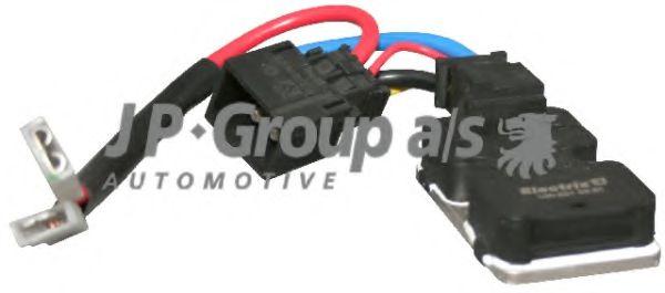 JP GROUP DB Регулятор вентилятора радиатора W140 91- JPGROUP 1399150100