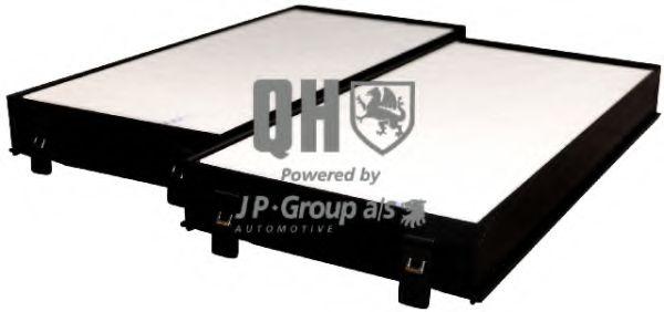 JP GROUP BMW К-кт фильтр салона  E70 (2шт) JPGROUP 1428101519