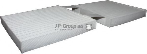 JP GROUP  BMW Фильтр салона X3 F25 11- JPGROUP 1428102900