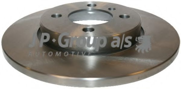 JP GROUP BMW  Диск тормозной передн.E30 1,6/1,8i (260*12,5) JPGROUP 1463101100