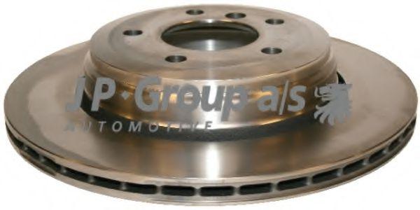 JP GROUP  BMW Диск тормозной задний E60 03- JPGROUP 1463200800