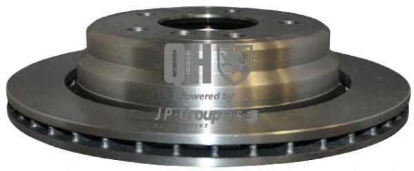 JP GROUP BMW Диск тормозной вентилируемый задний 540i 4.4 V8 E39 96- JPGROUP 1463201309