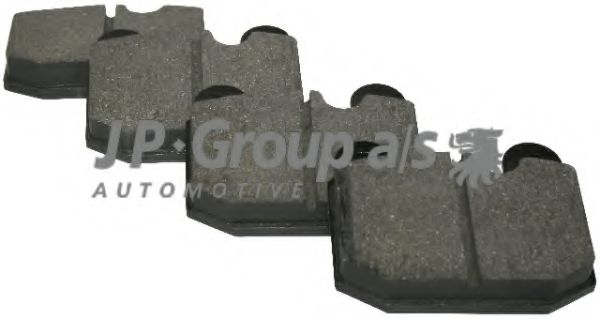 JP GROUP BMW Тормозные колодки дисковые 3 E21 75-83 JPGROUP арт. 1463600110
