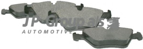 JP GROUP BMW  Тормозные колодки перед. BMW 2,5/3,0: E46, X3(E83) JPGROUP 1463600710