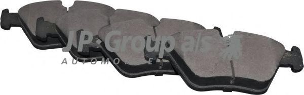 JP GROUP BMW Тормозные колодки дисковые 5 E39 95-96 JPGROUP 1463602510