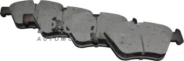 JP GROUP BMW Тормозные колодки передн.5 F10 518d-528i 11- JPGROUP 1463602710