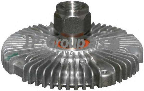 JP GROUP FORD Муфта сцепления вентилятора (вискозная) TRANSIT 00- JPGROUP 1514900700