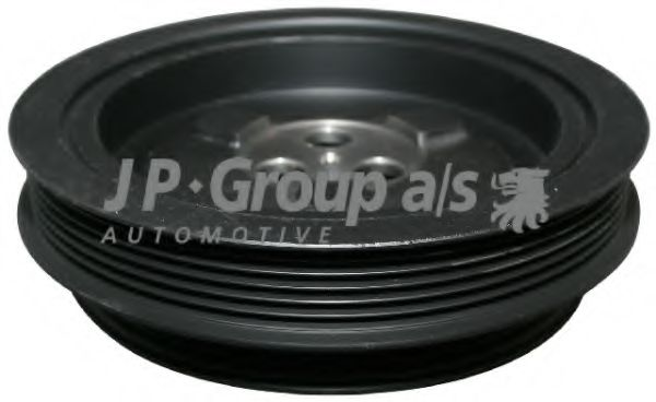 JP GROUP FORD Шкив коленвала Transit 2.2TDCi 06- JPGROUP 1518302100