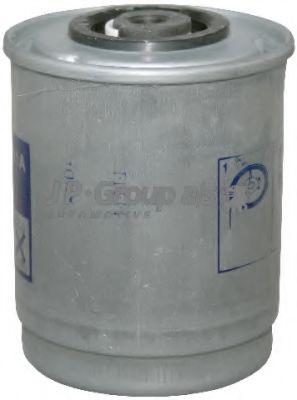 JP GROUP FORD Фильтр топлива Mondeo 1.8TD 96-, Transit2,5D/TD 94- JPGROUP 1518700200