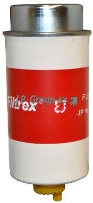 JP GROUP FORD Фильтр топливный Transit 2.0-2.4DI TD 16V 00- JPGROUP 1518700300