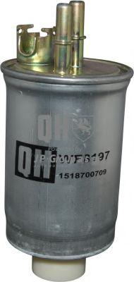 JP GROUP FORD Фильтр топливный диз.1,8Di/TDDi: Transit Conect 02- JPGROUP 1518700709
