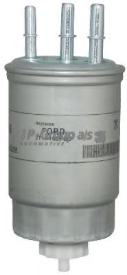 JP GROUP FORD Фильтр топливный диз.Mondeo 1,8/2,0TDDi/TDCi 00-, Focus 01- SSANGYONG JPGROUP 1518701100