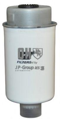 JP GROUP FORD Фильтр топлива Transit 2.0/ 2.4TD/DI 04- JPGROUP 1518704309