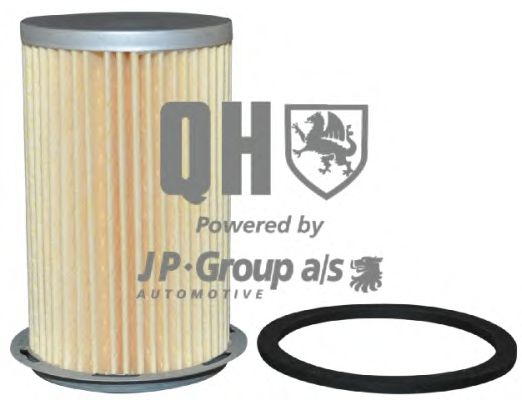 JP GROUP FORD Фильтр топливный диз.1,8TDCi: Focus II, III, Mondeo IV, C-Max, Galaxy JPGROUP 1518704409