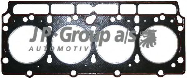 JP GROUP FORD Прокладка головки блока Transit  2.5D 78- JPGROUP 1519300100