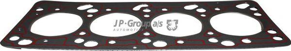 JP GROUP FORD Прокладка головки блока Fiesta,Escort,Orion 1.6 92- JPGROUP 1519300700