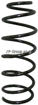 JP GROUP FORD Пружина подвески передн.Fiesta 89- JPGROUP 1542200500